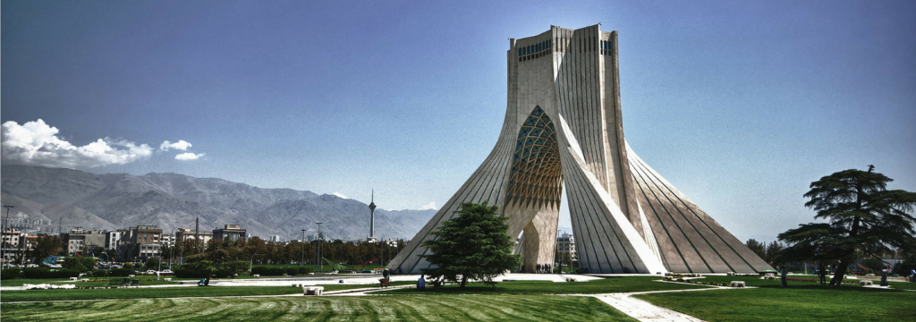 Azadi Tower Teheran