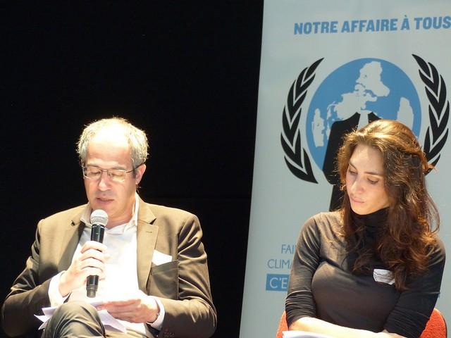 Table ronde n°2 : Preuve et causalité pour la justice climatique
