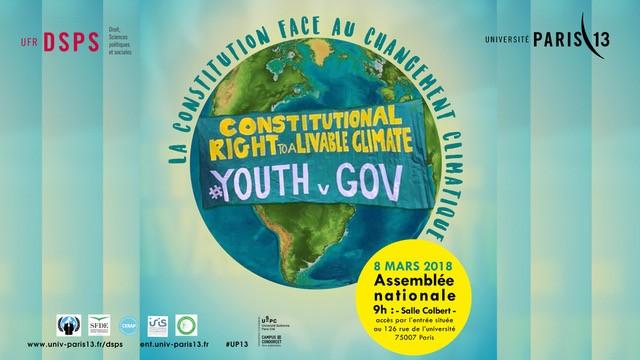 Première victoire pour la justice climatique : le climat prêt à être intégré à la Constitution