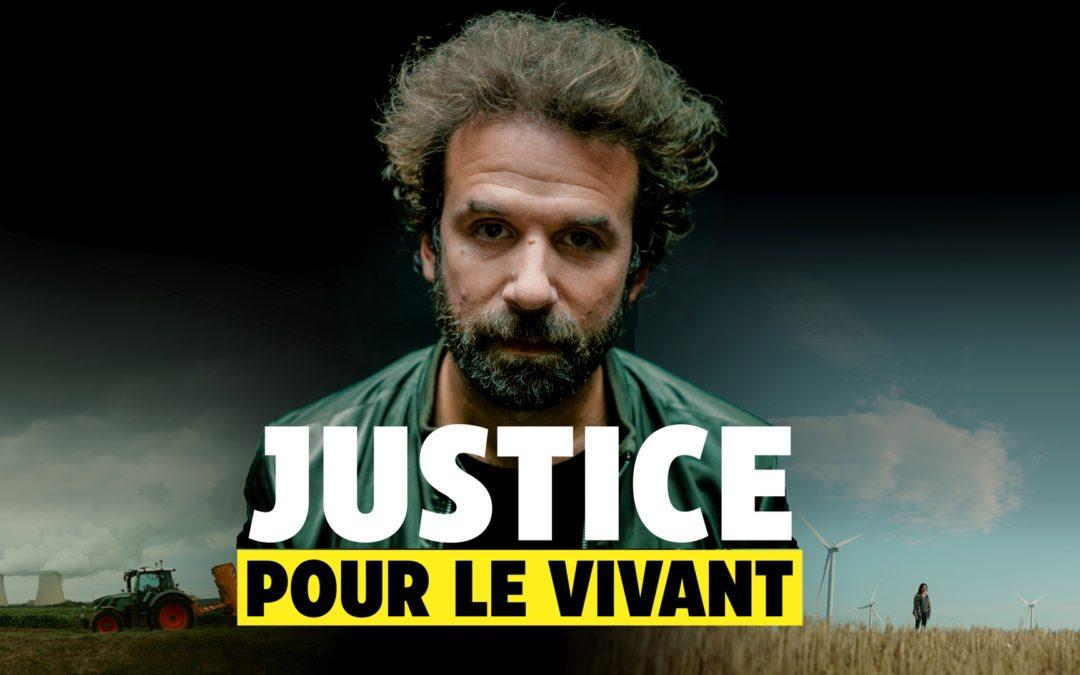 Lancement de Justice pour le Vivant