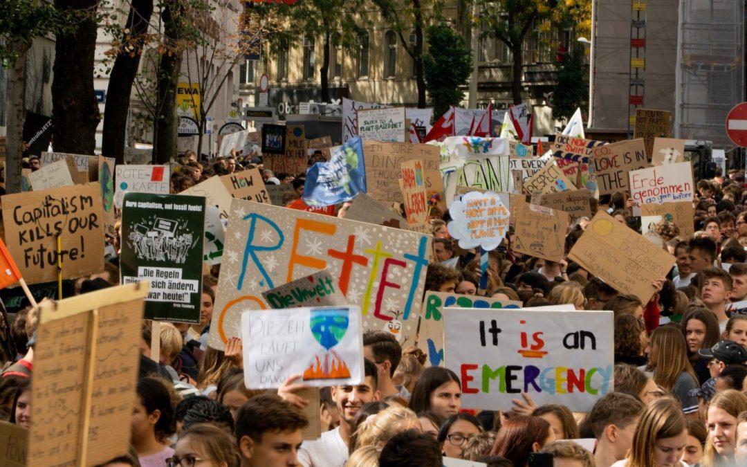 Un mouvement mondial pour la justice climatique