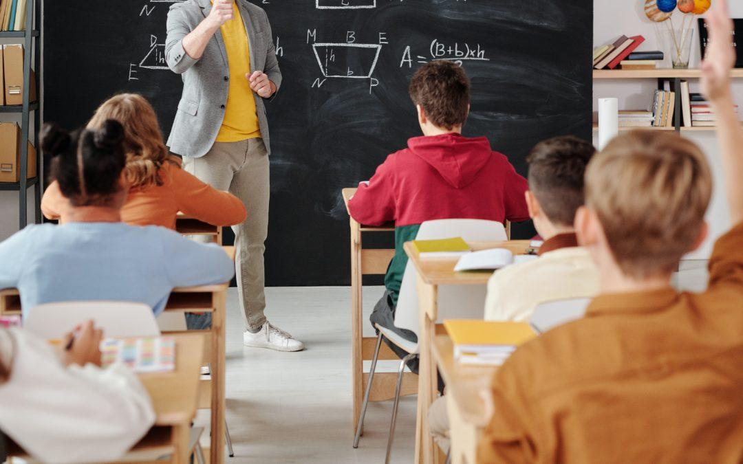 Interventions en milieu scolaire